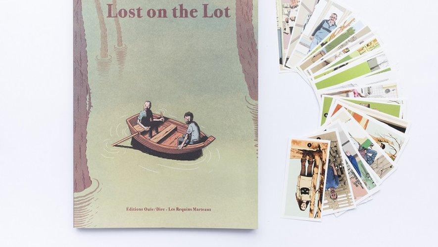 Lost on the Lot décrit les différents séjours des deux dessinateurs, à proximité de la rivière, entre Lot et Aveyron.