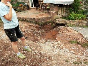 L'état de catastrophe naturelle pour quatre communes aveyronnaises