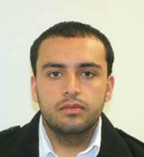 Photo non datée d'Ahmad Khan Rahami, soupçonné d'avoir commis un attentat à Manhattan, fournie le 19 septembre 2016 par la police du New Jersey