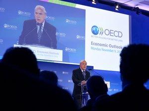 L'OCDE toujours plus pessimiste pour l'économie mondiale