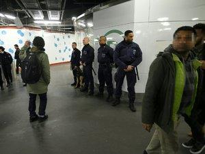"""Ile-de-France: """"Guerre à la fraude"""" dans les transports en commun"""