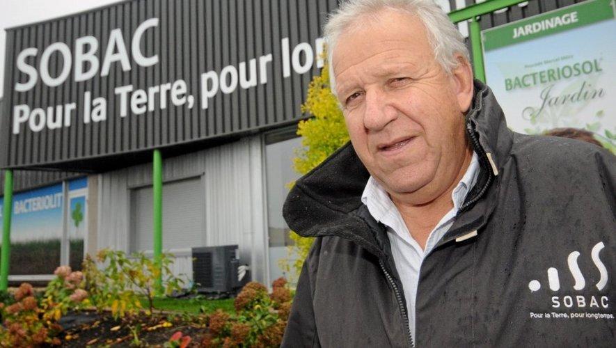 Tous les jours, l'entreprise aveyronnaise fondée par Marcel Mézy recense de nouveaux adeptes séduits par fertilisants capables d'assainir naturellement les sols tout en les enrichissants.