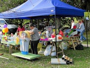 Festival de l'eau : malgré la pluie, ça débordait d'énergie sur le Lévezou...