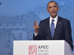 Apec: Obama appelle Pékin à libéraliser son marché et la conversion de sa monnaie