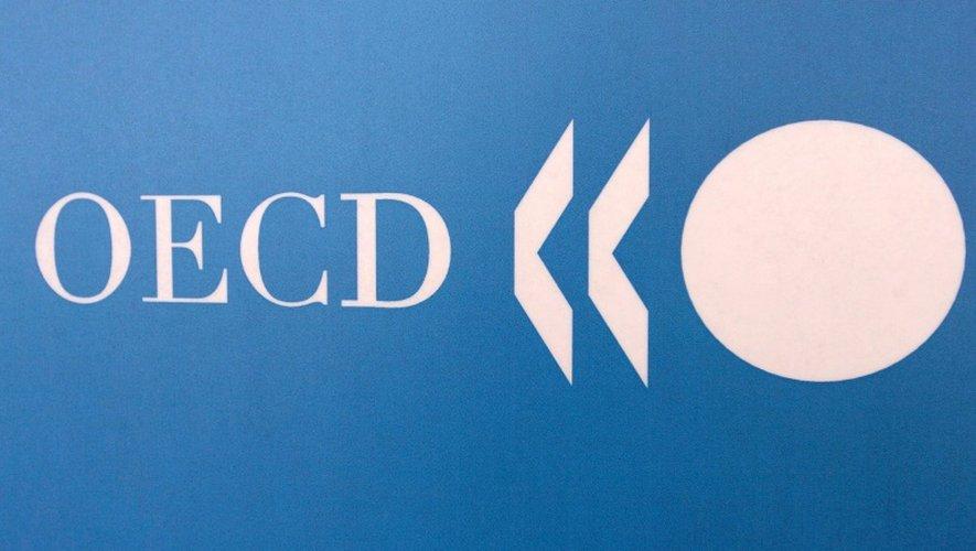 L'OCDE révise à la baisse ses prévisions pour la croissance mondiale en 2016 et 2017