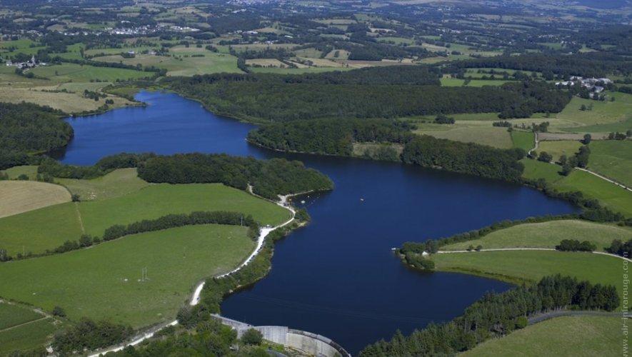 Le drame s'est noué au lac des Galens, sur la commune de Montpeyroux dans le nord du département.