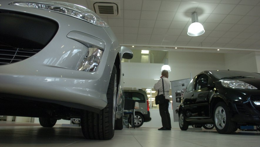 6111 véhicules neufs ont été immatriculés en 2015 en Aveyron. En hausse de 7,9% par rapport à 2014.