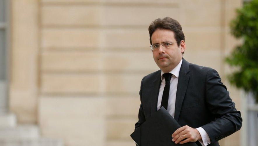 Le secrétaire d'Etat au commerce français, Matthias Fekl, le 16 juillet 2016 à Paris
