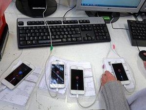 Smartphones: l'iphone domine le marché français du reconditionnement