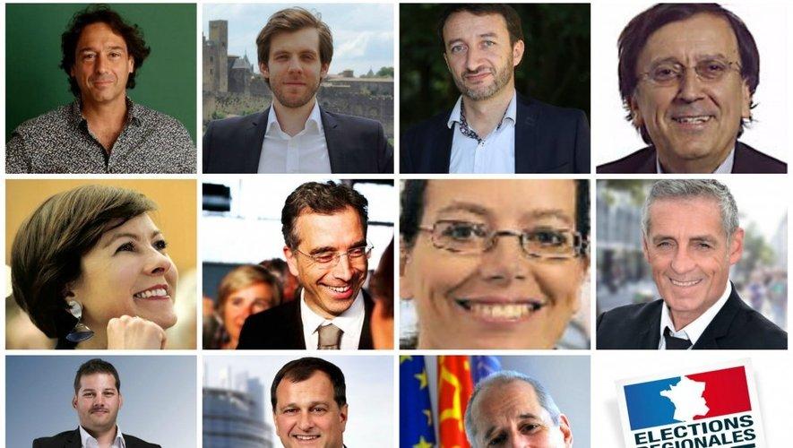 Elections régionales : 11 listes en lice pour Languedoc-Roussillon-Midi-Pyrénées