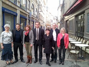 Régionales : les Aveyronnais de Carole Delga prêts à défendre la ruralité