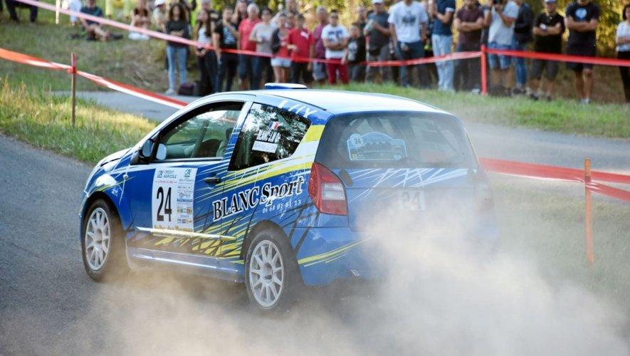 10e Rallye des Thermes : le Lotois Julien Marty s'impose
