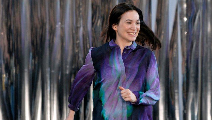 La créatrice française Christine Phung, le 3 mars 2015 à Paris
