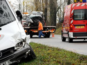 Espalion : deux blessés dans un accident de circulation