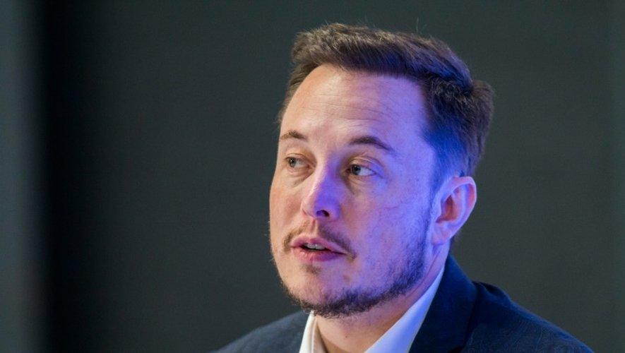 Le milliardaire Elon Musk, fondateur de la société SpaceX, le 27 septembre 2016 à Guadalajara au Mexique