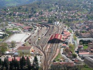 TER : Perturbations à prévoir à la gare de Capdenac et Figeac