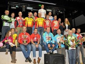 L'Ufolep récompense ses cyclistes