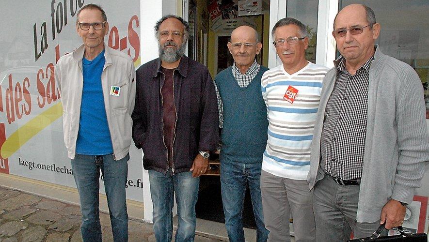 Les syndicats donnent rendez-vous à l mairie de Rodez à 14h30.