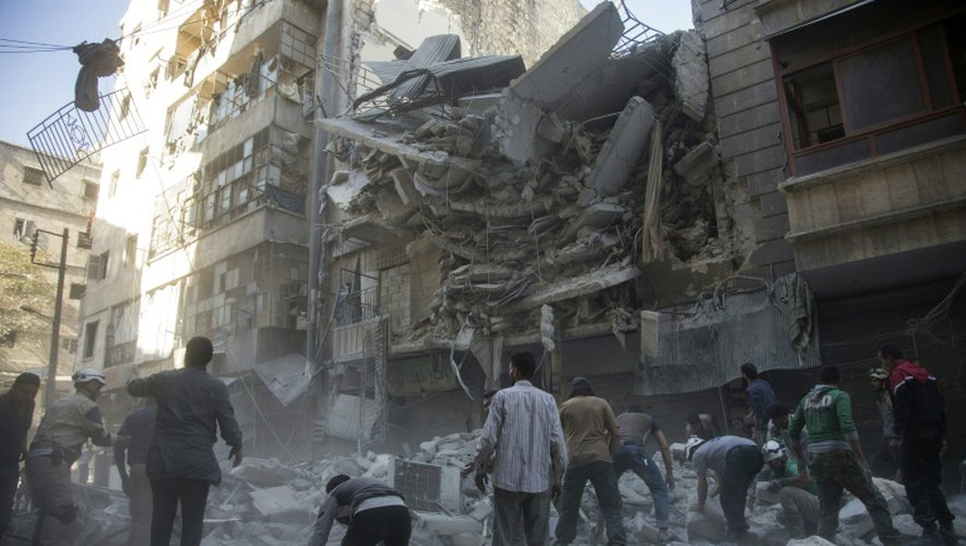 Syrie: Washington et Moscou au bord de la rupture, catastrophe humanitaire à Alep