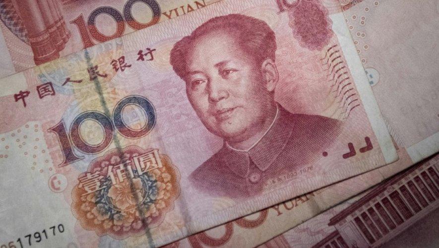 Le yuan a intégré les monnaies de référence du FMI