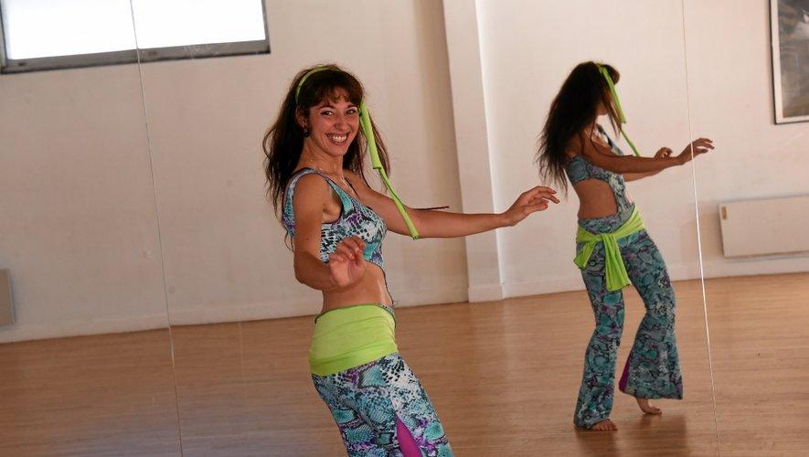 Virginia Millan : «La danse m'a sauvée».
