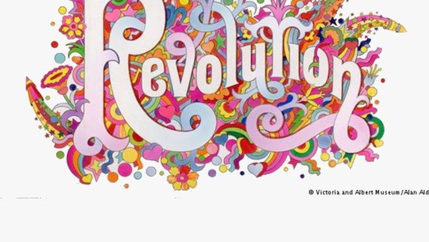 Londres : L'expo années hippies en musique, en mode, en images…