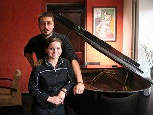 Noémie Honiat et Quentin Bourdy remportent le prix Gastronomades