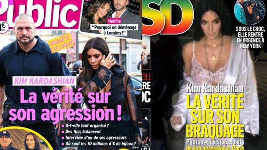 Kim Kardashian et son agression, Brad Pitt et Jen, Gad amoureux d'une bombe, Claire Chazal...