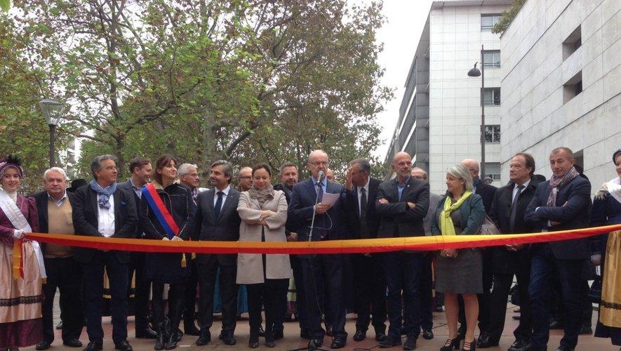 Paris Bercy : le marché inauguré en grandes pompes