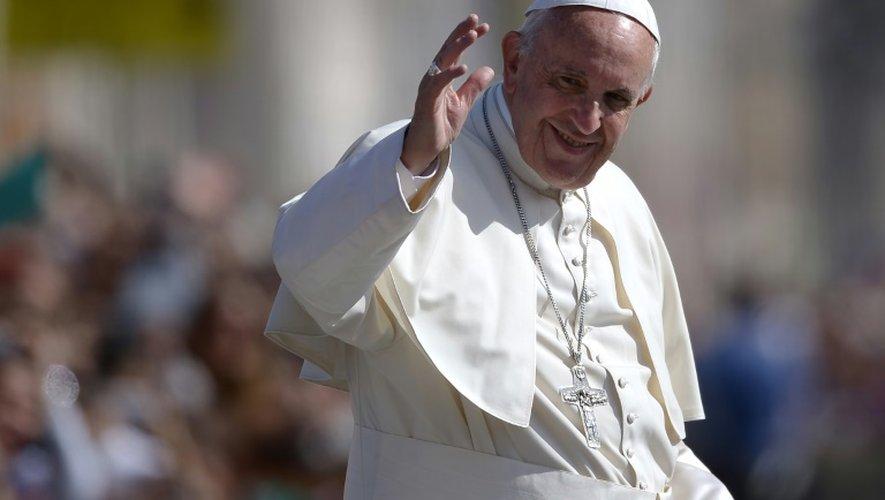 Le pape François au Vatican le 9 octobre 2016
