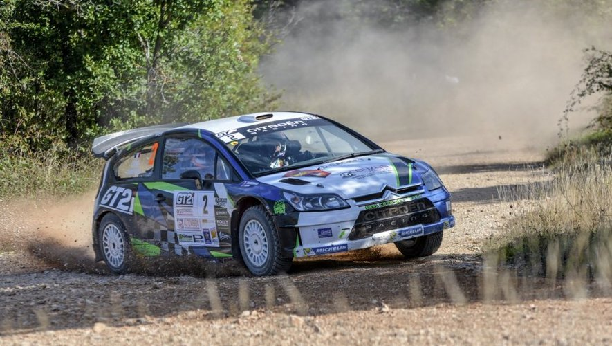 Rallye. Jean-Marie Cuoq s'impose aux Cardabelles