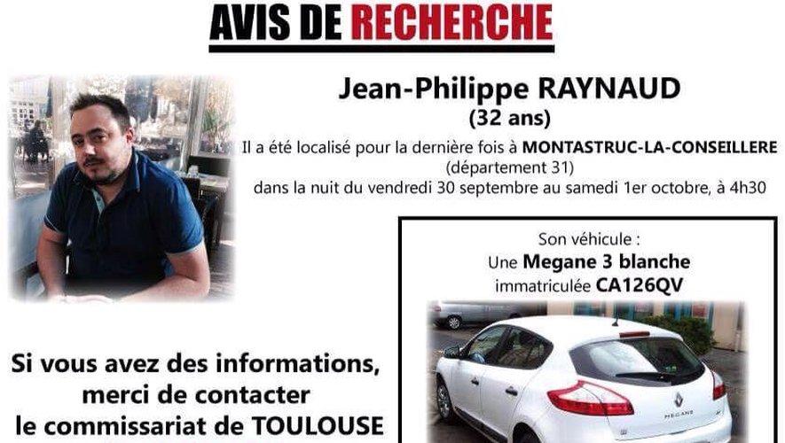 Disparition de Jean-Philippe Raynaud : la mobilisation se poursuit