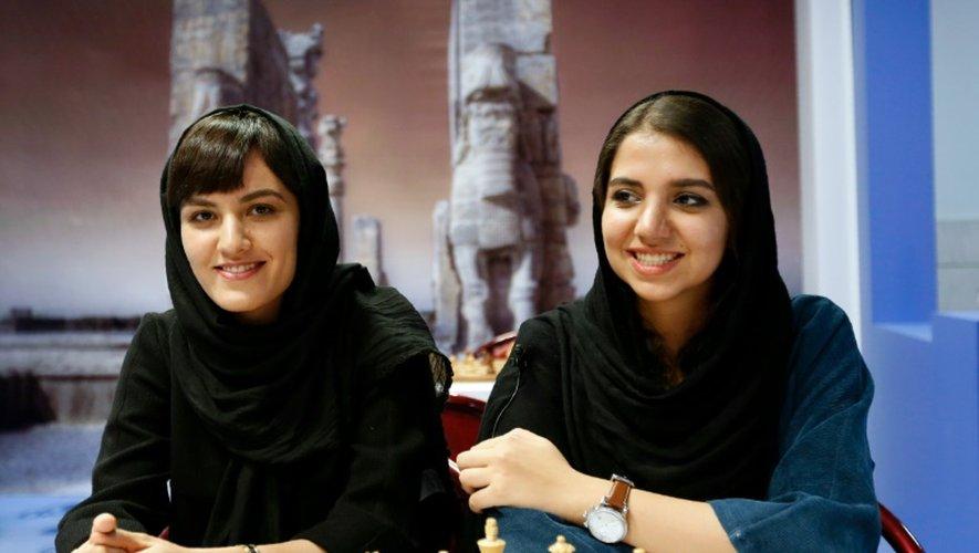 Iran: les joueuses d'échecs défendent leur championnat du monde