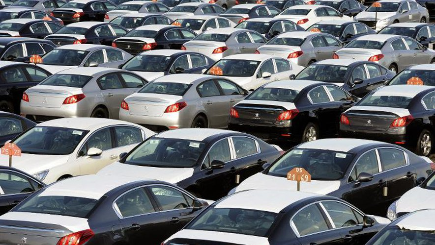France: recul de 2,3% des immatriculations de voitures neuves en novembre