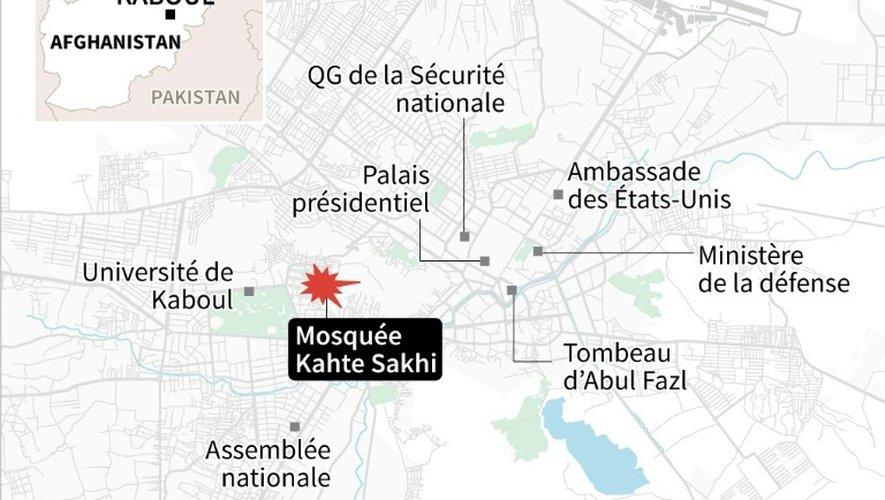 Kaboul: fusillade près d'une mosquée chiite