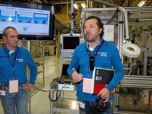 Bosch connectée à l'industrie du futur