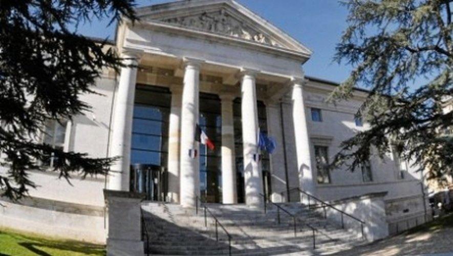 Le tribunal de Rodez a rendu sa décision en milieu d'après-midi.