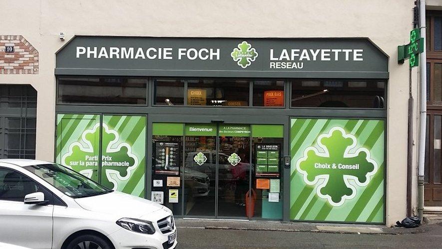 Outre Rodez, le groupe a pour objectif de rassembler 200 pharmacies-parapharmacies et 100 points de vente d'optique.