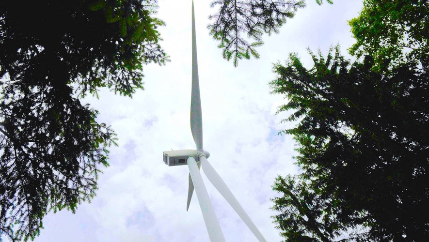 Avec 22 permis délivrés par la préfecture, soit 122 nouveaux mâts, l'Aveyron pourrait sous peu, héberger plus de 200 éoliennes.