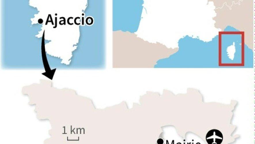 Mini-tornade en Corse