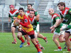 Rugby : Rodez retrouve le chemin de la victoire