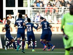 Ligue 1: avant la Ligue des champions, Paris souffre mais s'en sort à Nancy