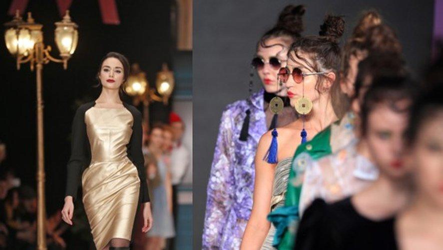 Défilés Anika Kerimova à Moscou et Ivan Avalos à Mexico
