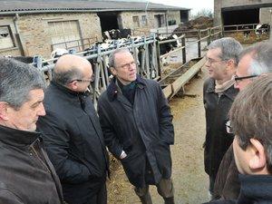 Zones vulnérables en Aveyron : le préfet annonce une baisse de 40%