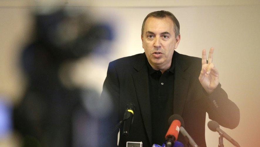"""Jean-Marc Morandini avait dénoncé des accusations """"parfaitement mensongères et diffamatoires"""" lors d'une conférence de presse le 19 juillet 2016 à Paris"""
