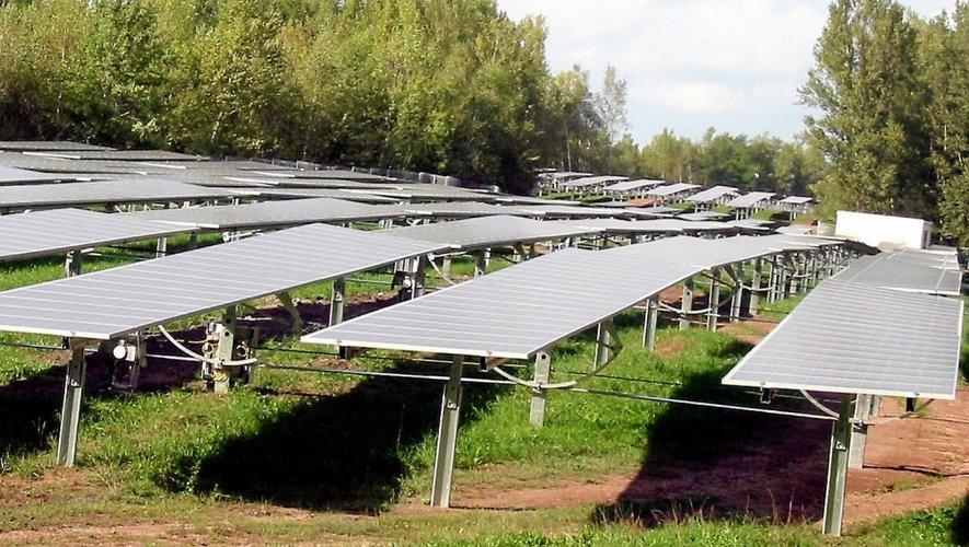 Le Bassin en pointe sur le photovoltaïque