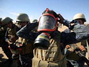 Irak: Ahmed, policier, fait de Mossoul une affaire personnelle