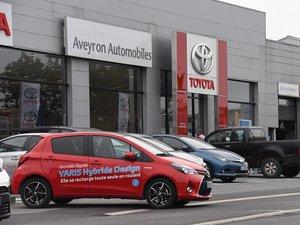 Quand le diesel ralentit, les hybrides accélèrent en Aveyron