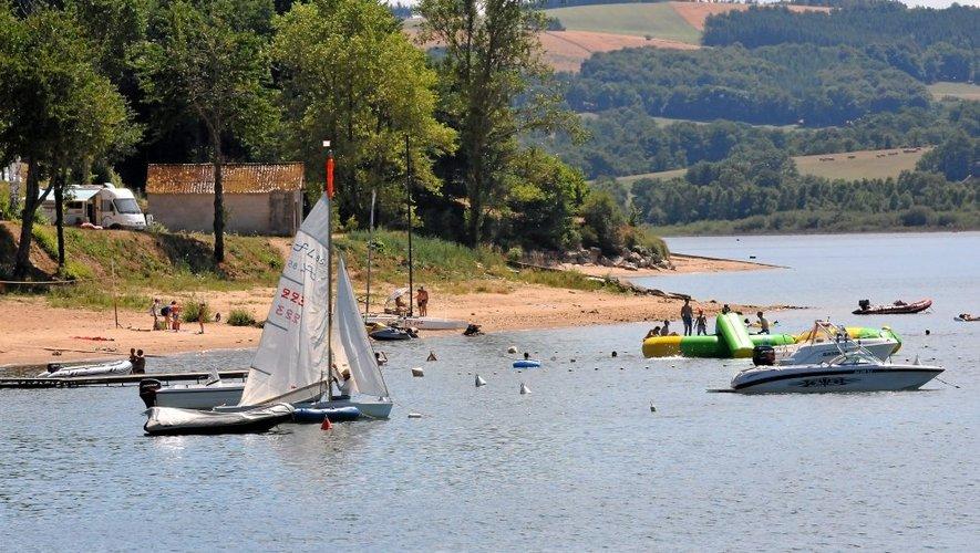 Les activités nautiques ont été particulièrement surveillées cette année.