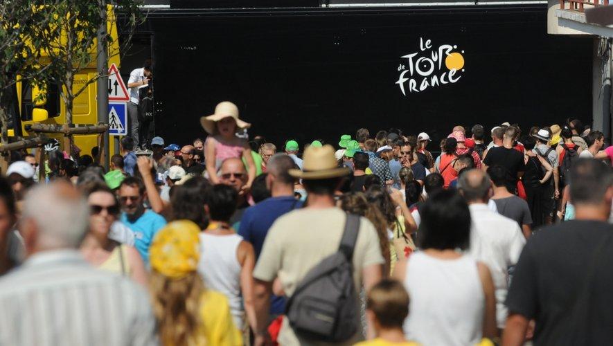 Le Tour de France à Laissac en 2017 : «Ça va être formidable !»